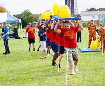 Corporate Its a Knockout Gallery